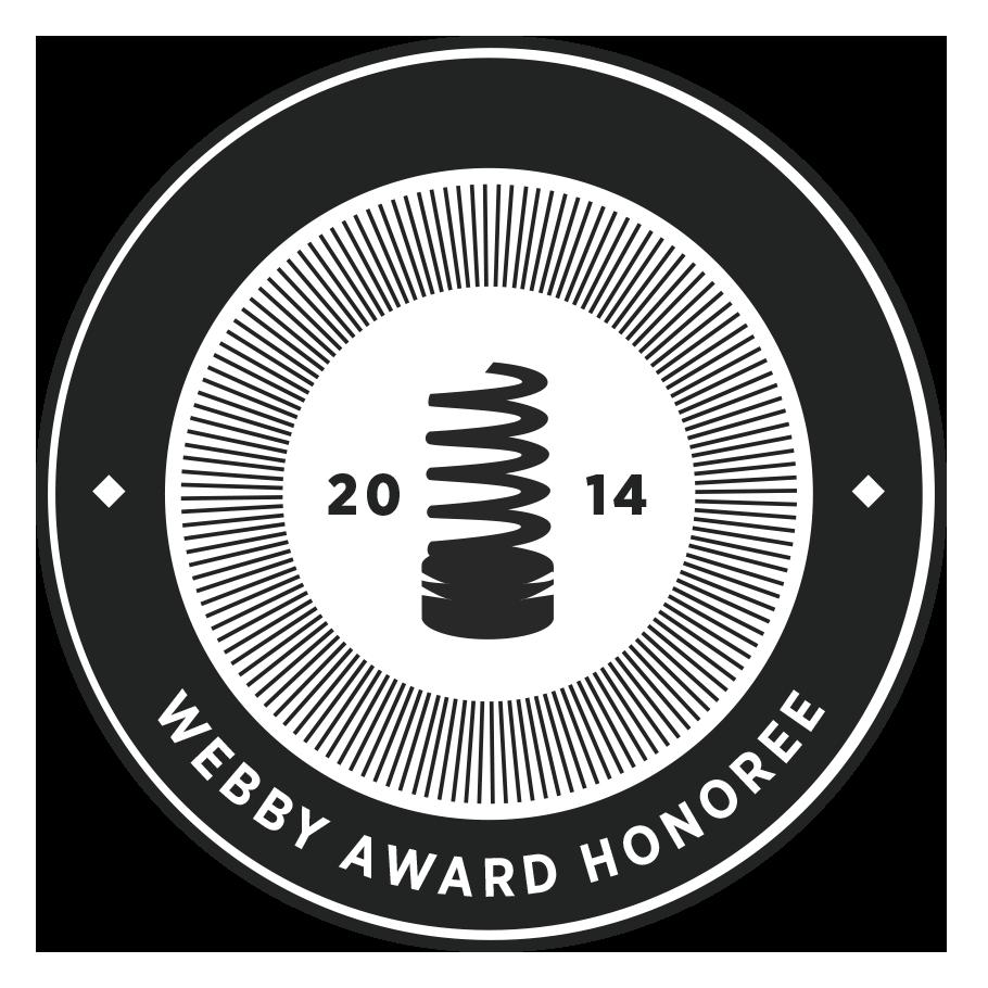 Webby Awards Honoree, Vu & Indigo Mobile