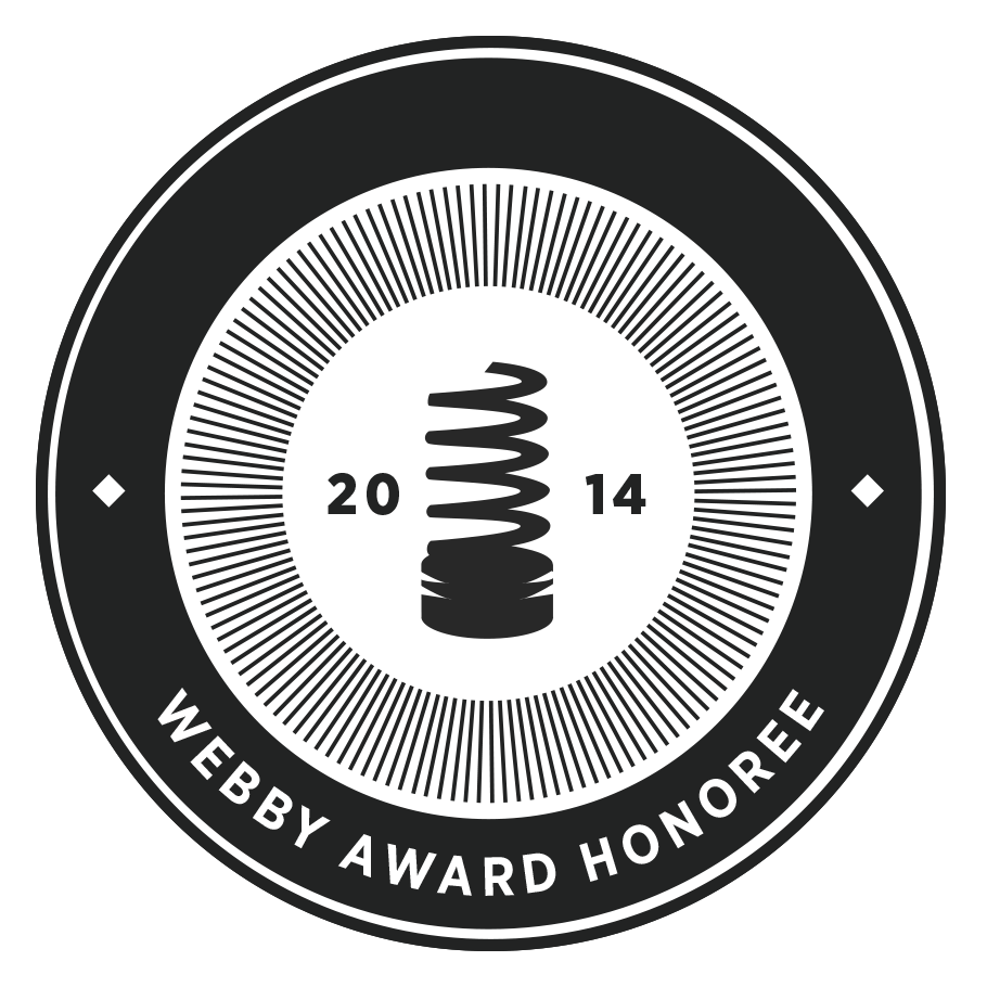 Webby Awards Honoree, Vu & Indigo Mobile