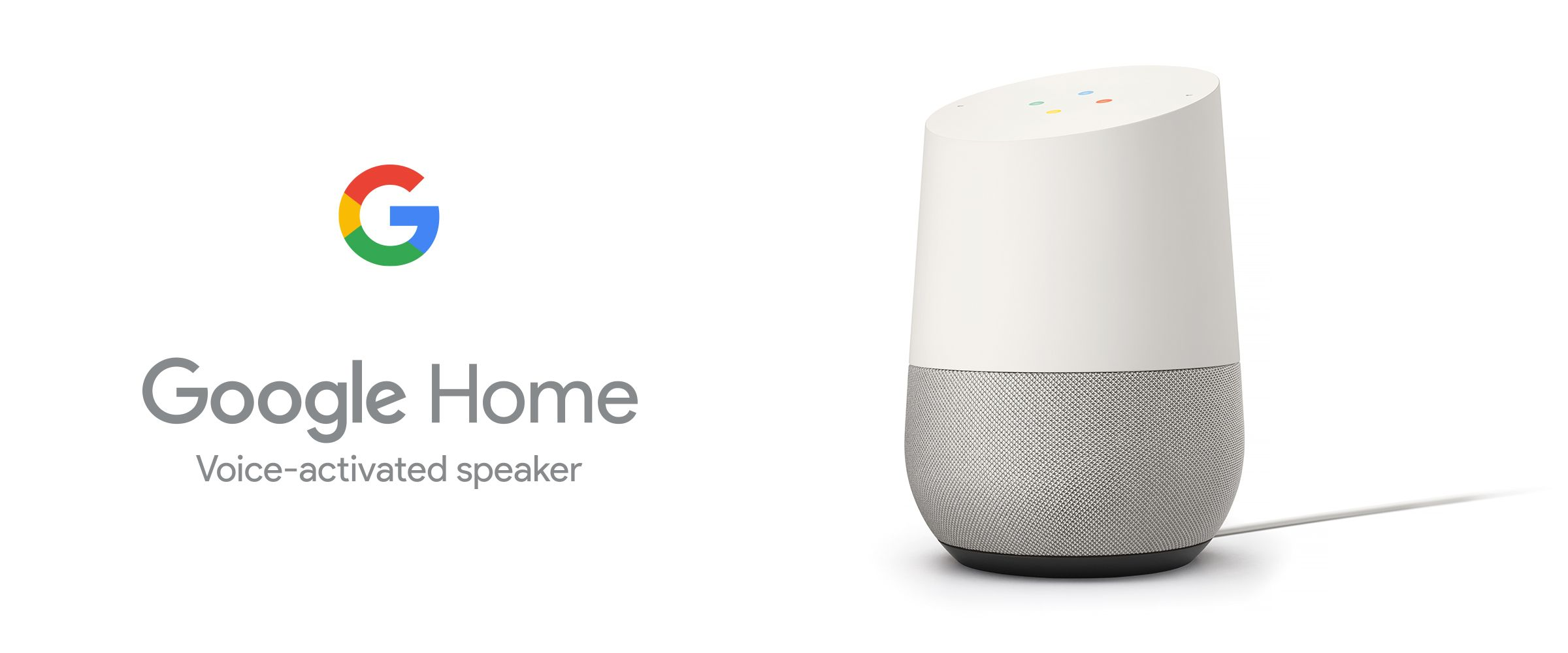 Google Home - Voice-activated speaker