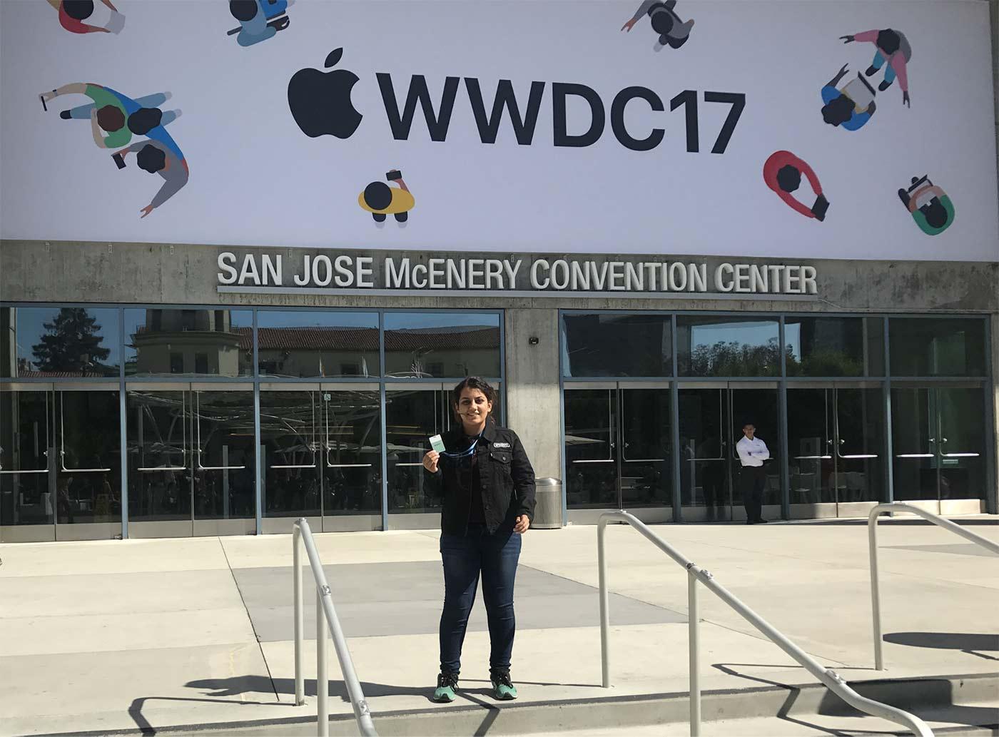 Pallak at WWDC