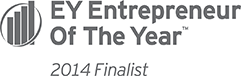 EY Entrepreneur of the Year - 2014