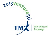 2013 TSX Venture 50