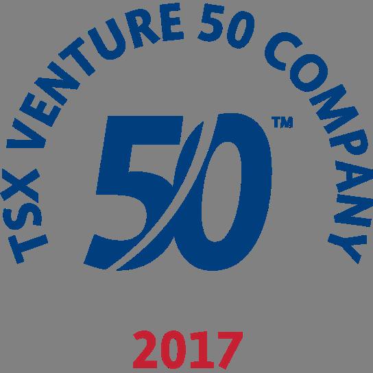 TSX Venture 50 Company 2017