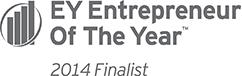 EY Entrepreneur of the Year - 2014