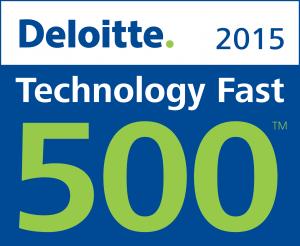 Deloitte Technology Fast 500 - 2015