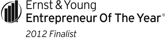 EY Entrepreneur Of The Year - 2012